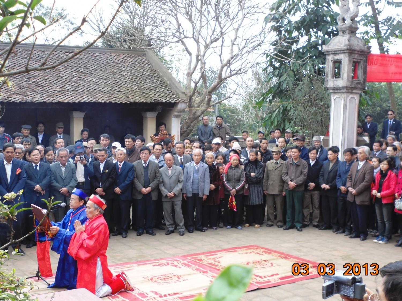 Quy ước hoạt động của dòng họ Ngô ở Việt Nam