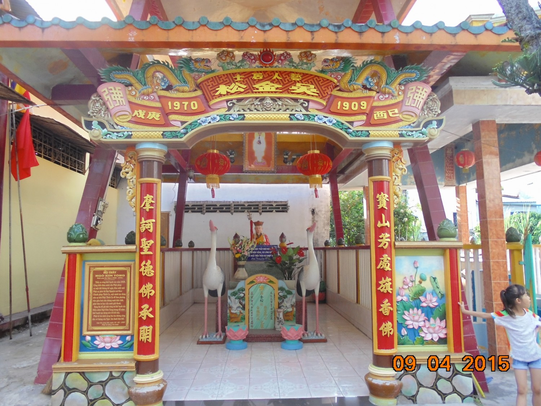 Lăng mộ cư sĩ Ngô Kim Tòng