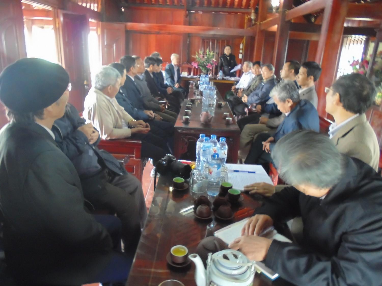 Thành lập Hội đồng Ngô tộc Lâm thời cụm Đông Anh, Sóc Sơn.