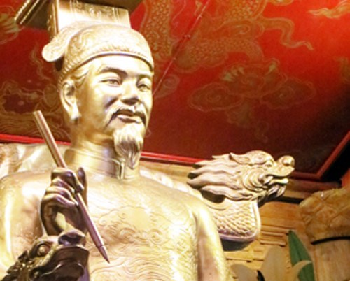 Vua Lê Thánh Tông (1442 - 1497)